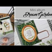 MINI ALBUM DREAM GARDEN
