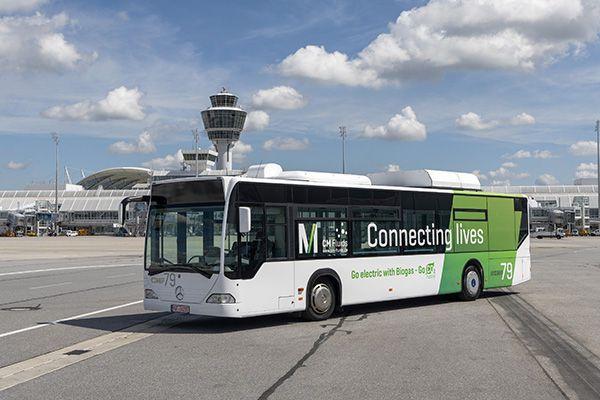 eMobility@MUC © Munich Airport aerobernie