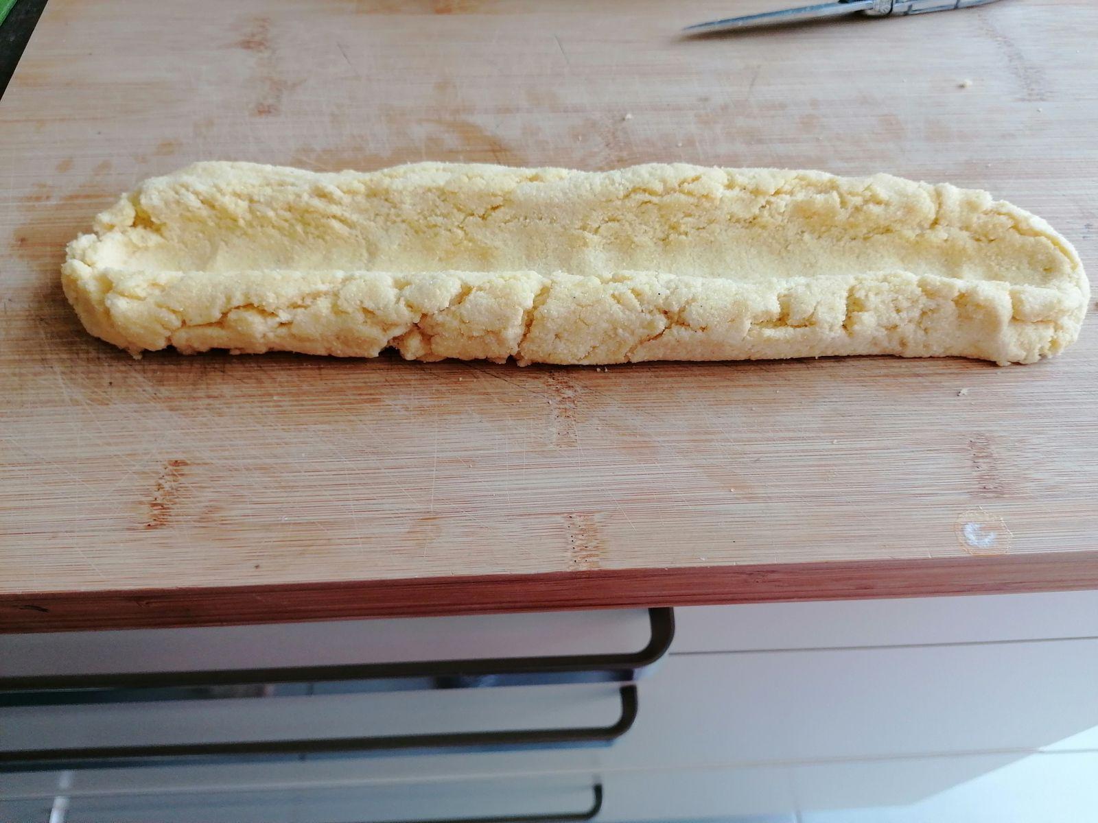 Makrouts à la pâte de dattes