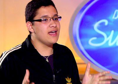Anouar Chauech kann singen!