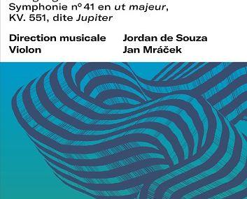 Concert d'ouverture de la saison symphonique  les 11 et 12 octobre 2018 à 20 h 30 à l'Opéra national de Lorraine