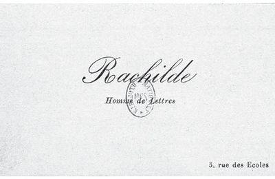 1900 - Les salons artistes et mondains -4- le Mercure de France