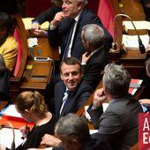 """La """" société civile """", bel outil de marketing politique"""