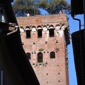 Lucca - Lucques - Torre Guinigi - LANKAART