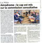 Aérodrome : le cap est mis sur la commission consultative