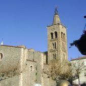 l'église Saint Pierre de Prades et son retable - Autour de