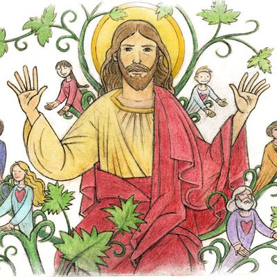 5ème Dimanche de Pâques - B -