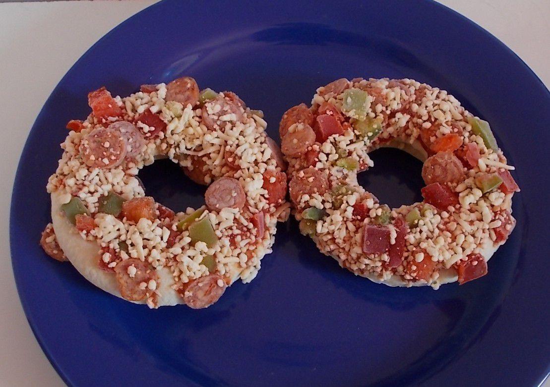 Lidl McEnnedy Pizza Donuts Salami
