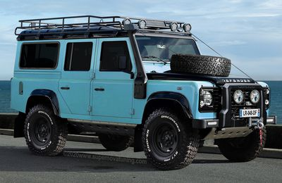 Land-Rover Defender 110 Adventure Edition