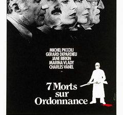 Sept morts sur ordonnance de Jacques Rouffio
