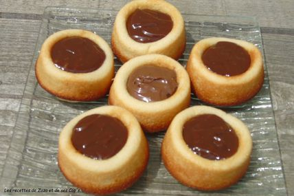 Financiers gourmands