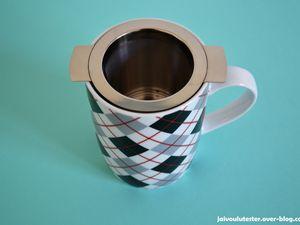 ... le filtre à thé de compèt', objectif réduction des déchets #4