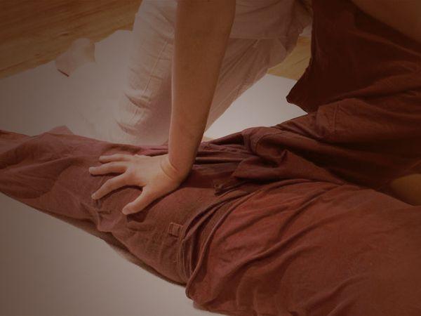 A la découverte du massage thaï