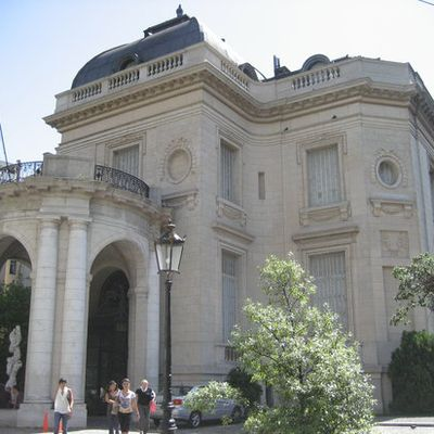 Musée National des Arts Décoratifs (Quartier Palermo - Buenos Aires)