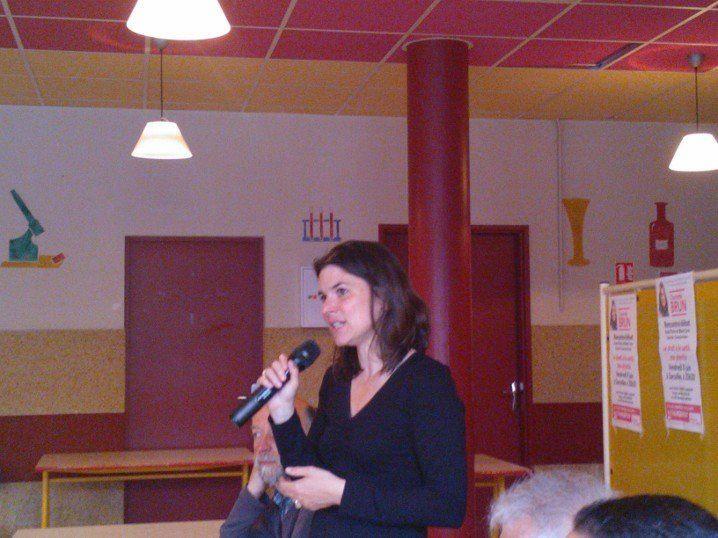 les militants et les candidats socialistes valdoisiens aux élections législatives de Juin 2012
