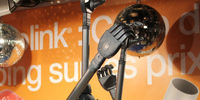 My Innorobo 2012 pictures selection