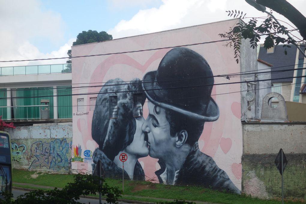 Street art au pays du bois rouge