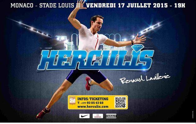 Diamond League : Meeting Herculis 2015 à Monaco ce vendredi soir sur Canal+ (Le programme)