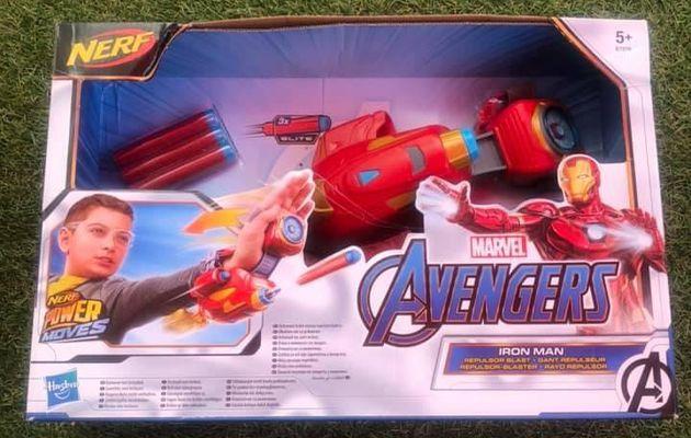 Gant répulseur Iron Man Maxi Toys