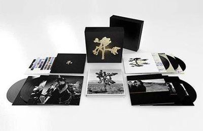 U2 -Coffret The Joshua Tree