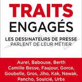 Traits engagés de Fabienne Desseux - Editions Iconovox