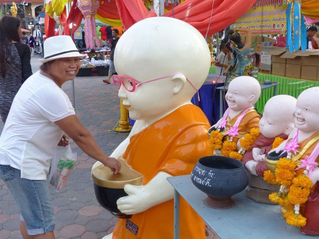 Vu au temple (12) - lorsque le bouddhisme ne se prend pas (trop) au sérieux (3)