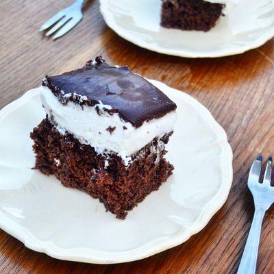 Gâteau qui pleure - Ağlayan Kek Yapılışı