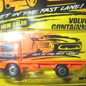 CAMION VOLVO CONTAINER MATCHBOX - car-collector.net