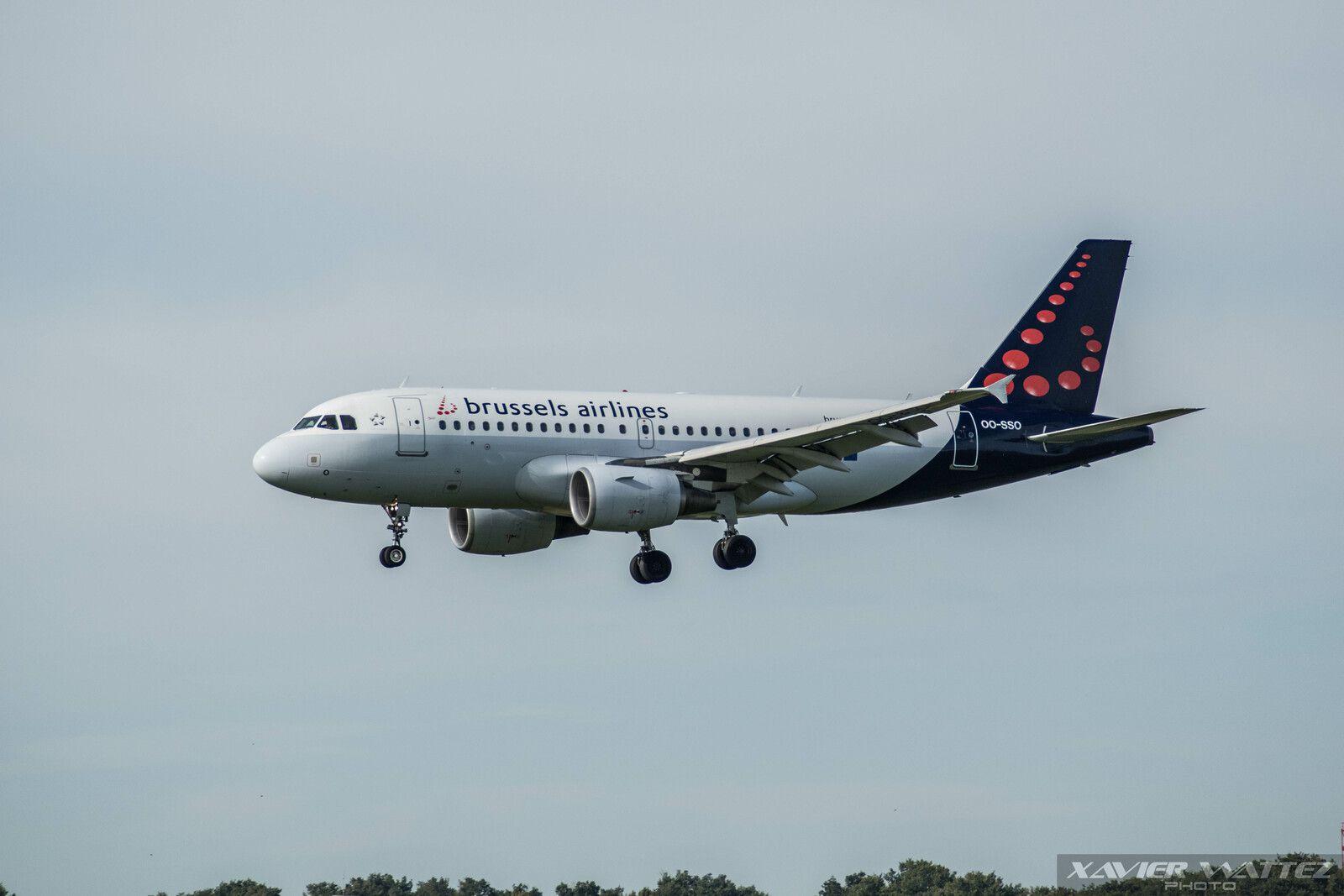 Un vendredi à l'aéroport de Toulouse - Blagnac