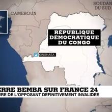 EXCLUSIF - Jean-Pierre Bemba exclu de la présidentielle en RDC