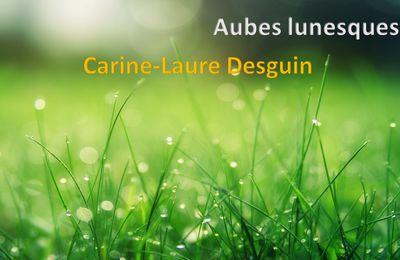 Aubes lunesques : la nouvelle chronique poétique de Carine-Laure Desguin