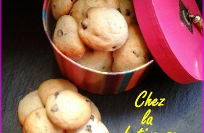Cookies moelleux à la banane et chocolat