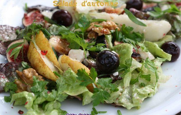 ^^Salade d'automne^^