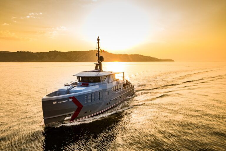 New line of motor yachts 'K-Yachts' will be launched at the Cannes Yachting Festival
