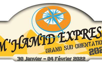 Les news pour les prochains mois, M'hamid Express 2022 confirmé, Morocco Sand Express en RAID