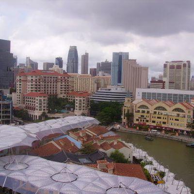 SINGAPOUR LA VIE FACILE
