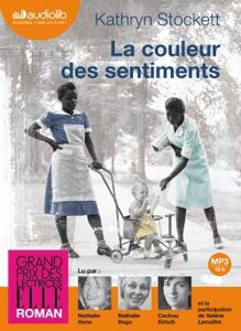 La couleur des sentiments de Kathryn Stockett (livre audio)