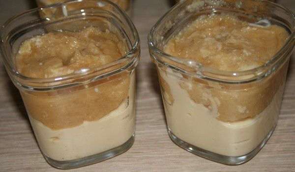 Duo compote patissiere