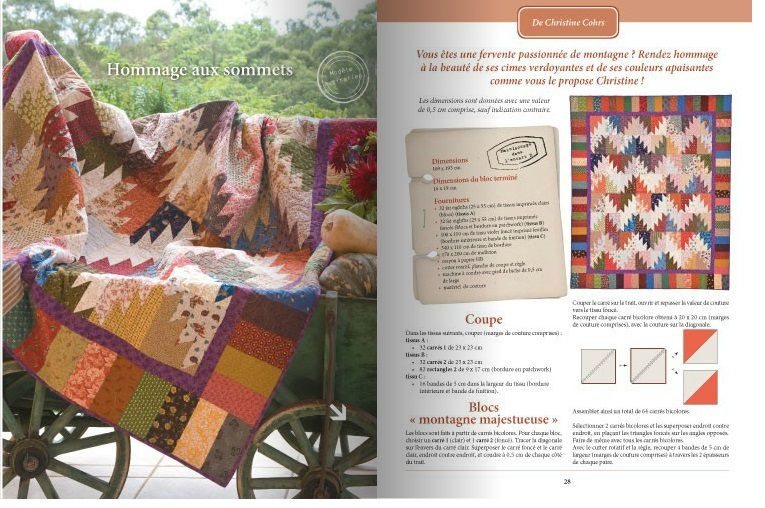 Quilt Country nº 39