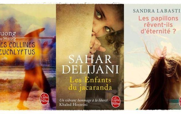Sélection Août Prix des Lecteurs LDP 2015