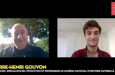 Pierre-Henri Gouyon : « On fait peur aux gens en convoquant la science afin qu'ils soient obéissants »