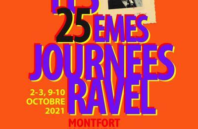 Les Journées RAVEL à Montfort l'Amaury