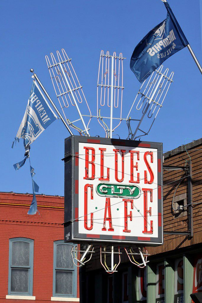 Memphis Blues City Cafe