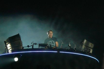 Tiësto photos: Unighted - Paris / France 05 july 2008
