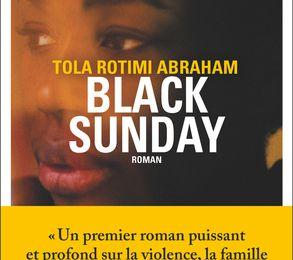 Le livre du jour : BLACK SUNDAY