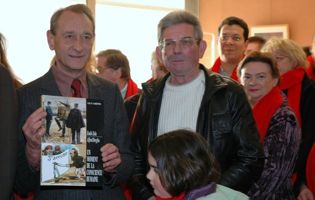 """L'AFFAIRE DREYFUS "" S'EXPOSE CE WEEK-END EN MAIRIE DE BERCK..."