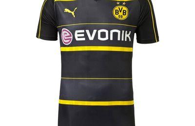 Borussia Dortmund 2016/17 Camisetas Segunda