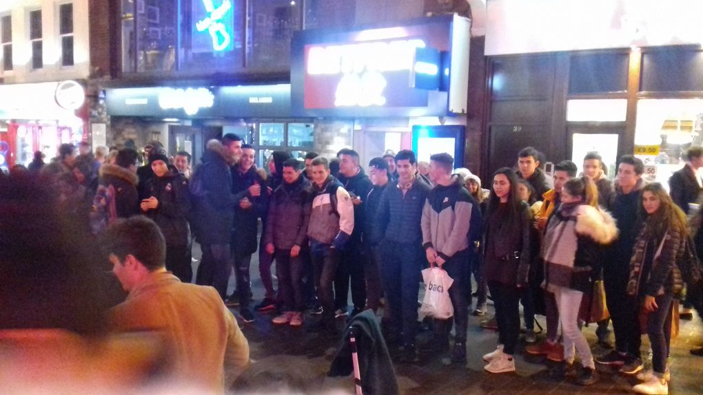 Chinatown and Piccadilly Circus
