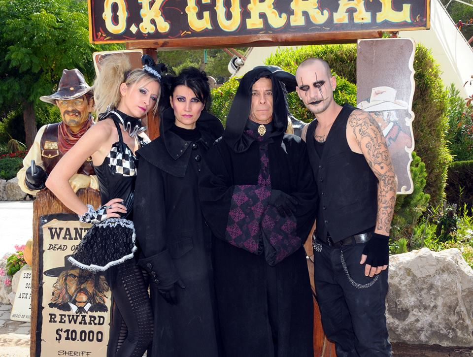 Spectacle ok corral Halloween