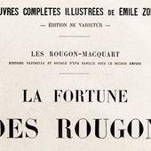 LA FORTUNE DES ROUGON d'Emile Zola [contre-profil d'une œuvre] - CHAPITRE 1 - DLCH